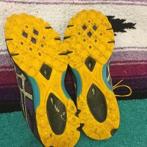 Asics Shoes - Asics Gel-Fuji Racer shoes.
